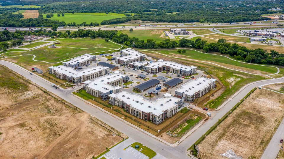 Live in Style at Gates at Meadow Place